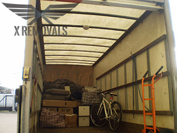 Small and single item removals in London