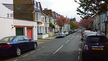 Cheap removals in Hammersmith