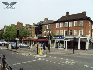Shops in Dulwich Village